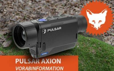 Testbericht Pulsar AXION Wärmebildkamera