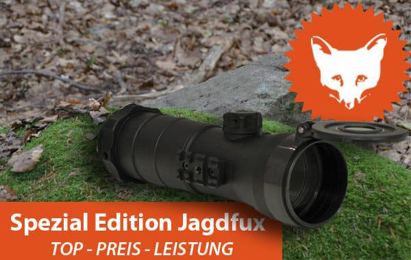 Lynx Nachtvorsatz, Edition Jagdfux mit Photonis ECHO-Röhre