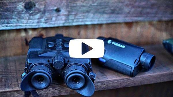 Video PULSAR Wärmebildkameras im Überblick
